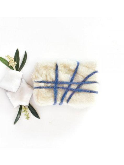 Jabón esponja