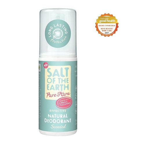 Desodorante Spray de Pepino y Melón 100 ml
