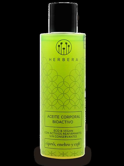 Aceite corporal Ciprés, Enebro y Café 150ml