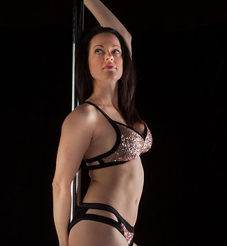Slinky Minx Pole Wear | Pole Dancing Clothes | USA