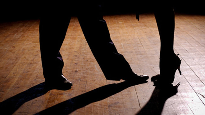 Intermediate Ballroom ~ Swing, Waltz & Foxtrot