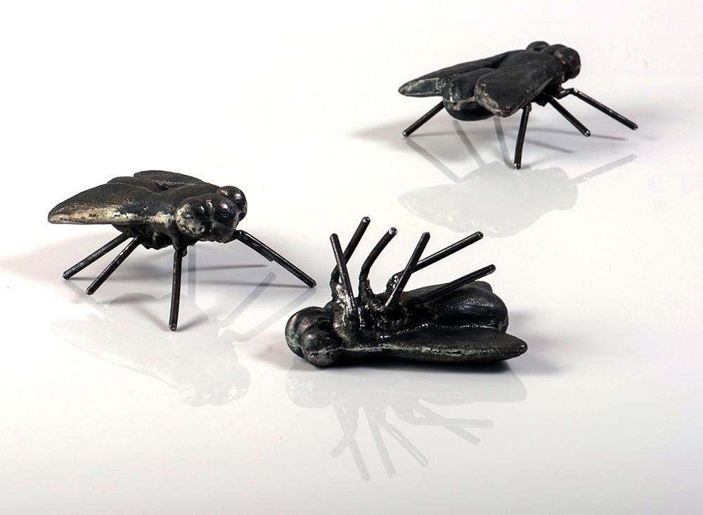 3 Flies
