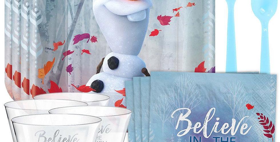 Frozen 2-Olaf's Birthday Set for 8