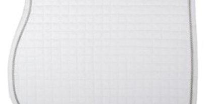 Chabraque blanc & argent