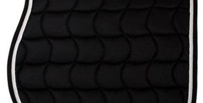 Chabraque noir & détails argent
