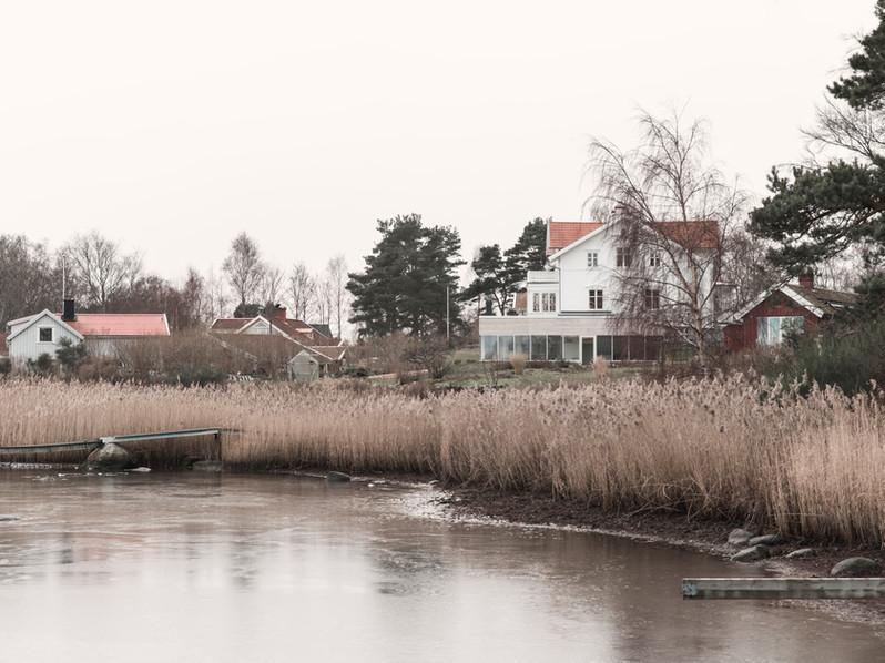 Sjöblom Freij Arkitekter Enen Strand