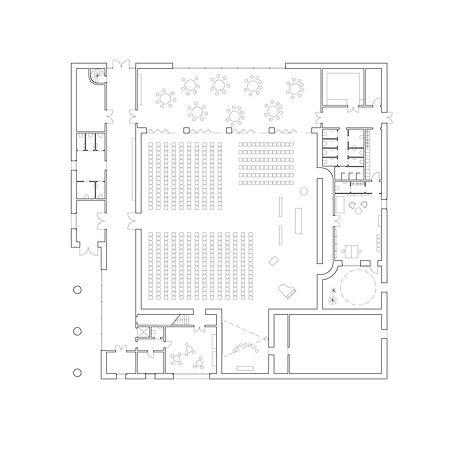 Sjöblom Freij Arkitekter Ylivieska Plan