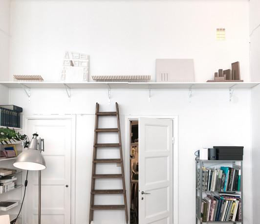 Sjöblom Freij Arkitekter Office