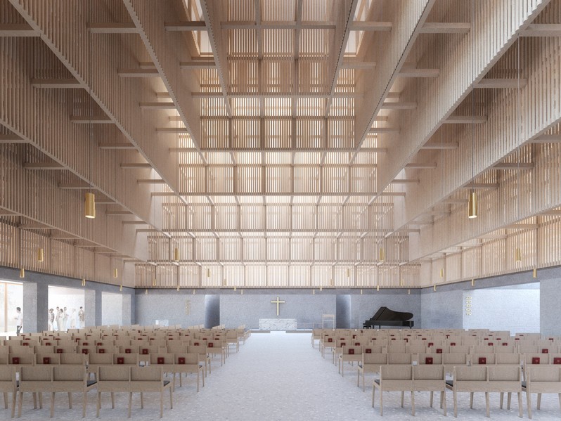Sjöblom Freij Arkitekter Ylivieska Interior