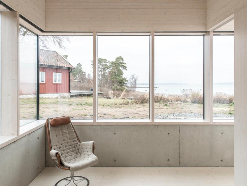 Sjöblom Freij Arkitekter Enen Interior