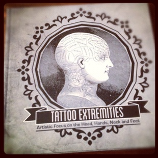 Tattoo Extremities Book