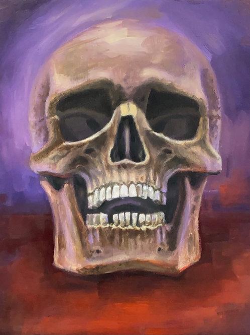 """Untitled Study"" - Original by Dave Barton"