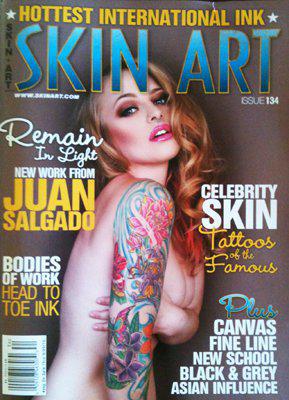 Skin Art Magazine