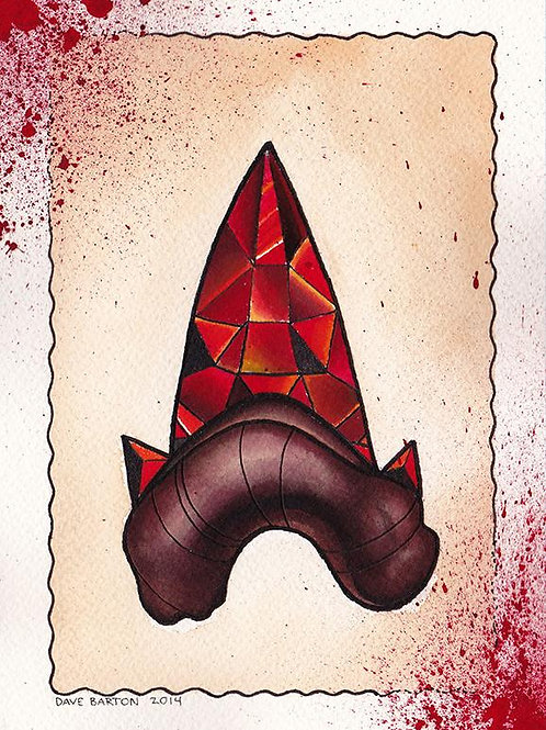 Red Shark Toof