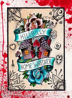 Hillbilly Homewrecker Original