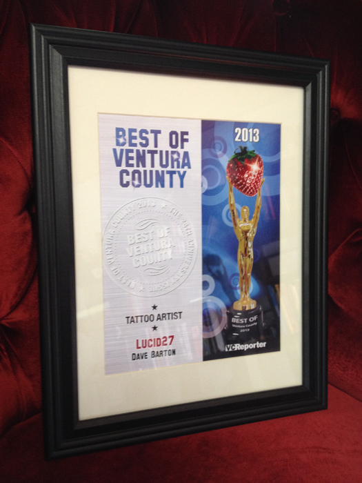2013 Best of Ventura County