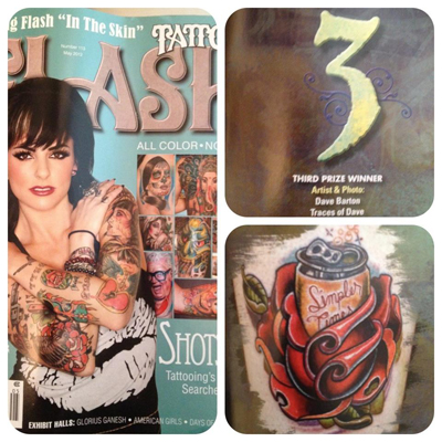 Flash Tattoo Magazine
