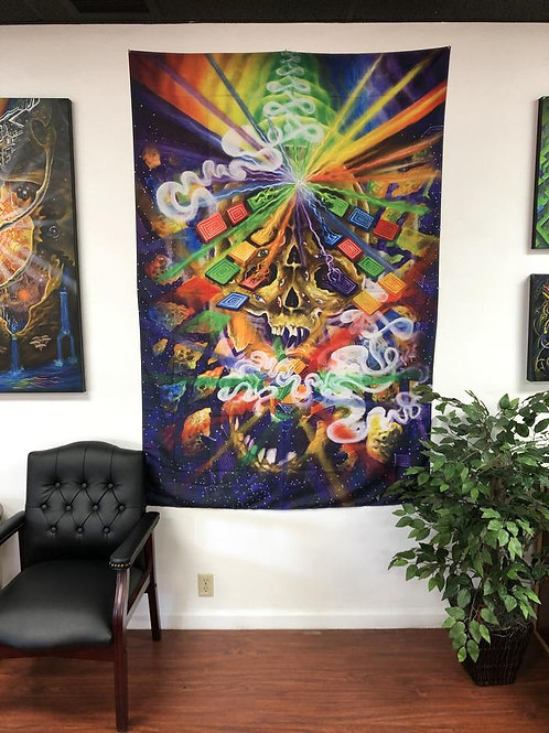 DIVINE MOMENTS TAPESTRY
