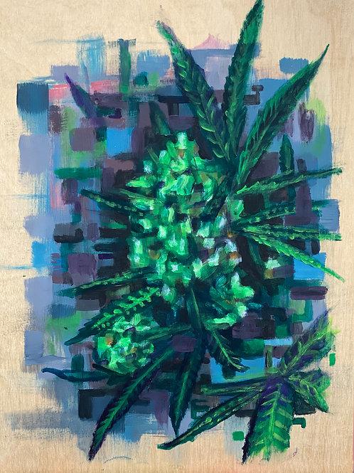 """""""Nap Time Buds"""" - Original by Dave Barton"""