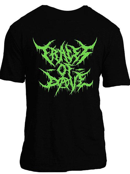 METAL SLIME // Unisex T // Black + Slime