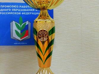 Смотр-конкурс «Сильная первичка – сильный Профсоюз!»