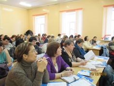 VI ПЛЕНУМ городской организации Профсоюза