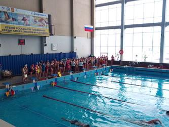 Соревнования по плаванию среди педагогов