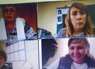 Онлайн - собрание председателей первичных профсоюзных организаций
