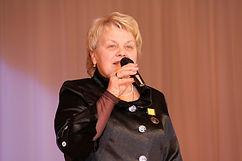Богомолова Галина Алексеевна, председатель горкома