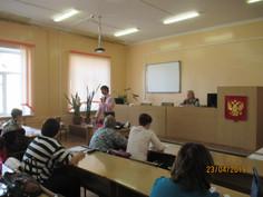 Собрание  председателей  первичных профсоюзных организаций