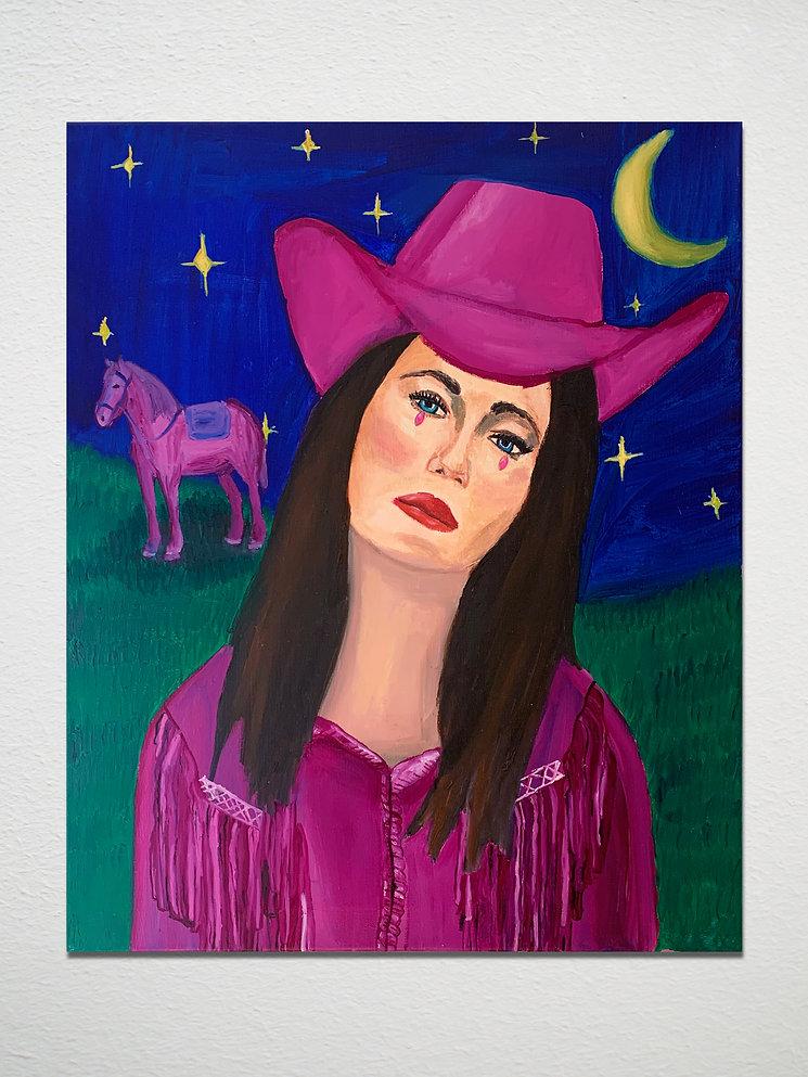 Cowgirl 50 X 61 CM.jpg
