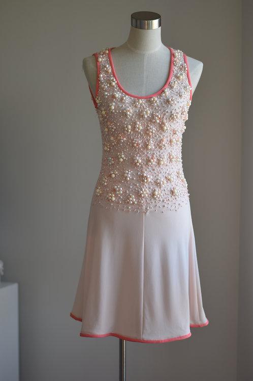 PASTEL BEADED DRESS