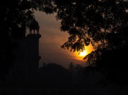 stock-photo-daybreak-in-delhi-130416321.