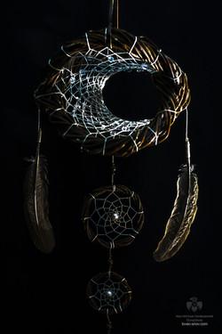 3D Ловец снов Богиня Фрейя