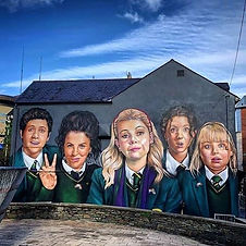 derry girls wall mural.jpg