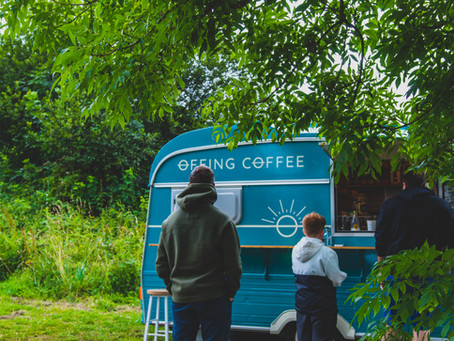 OFF THE BEATEN TRACK - COFFEE SPOTS WITH YOUR CARD