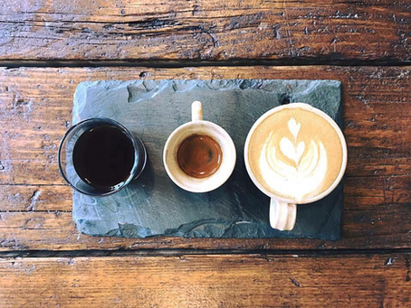 WALLED CITY OPEN COFFEE - 5 REASONS TO MAKE COFFEE A HOBBY in 2018.