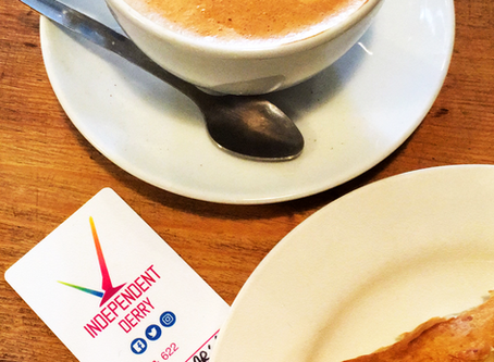 INDEPENDENT DERRY - 10 PLACES TO USE YOUR CARD THIS WEEK.