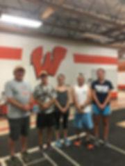 2018 five XC WHS Coaches August.JPG