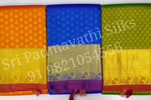 Anuradha Collection - Kancheepuram pure silk sari