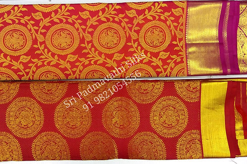 Maargazhi Bridal Brocade Silk Saree Collection