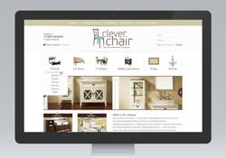 Internet furniture shop