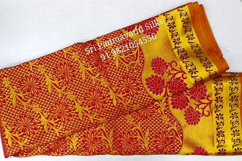 Ashlesha Collection - Abhirami Pattu Silk Bridal