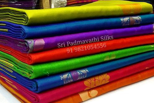 Jeevita Pattu Silk Sarees Collection