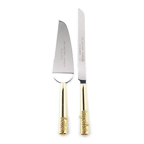 "Set de cuchillos "" Better together"""