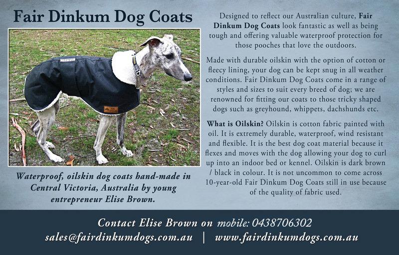 Fair Dinkum Dog Coats