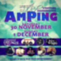 AMPING 2019, presented by Blue Truck Ent