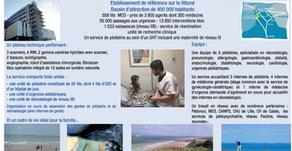 Le CH de Boulogne-sur-Mer (IIB) recherche un pédiatre néonatologiste pour compléter son équipe.