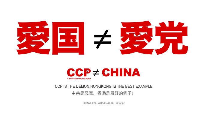 时事评论:华人同胞之间的观念之争(一)