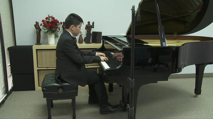 Tony Liu's Composition